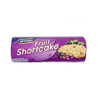 Mc Vities Fruit Short Cake 200GR