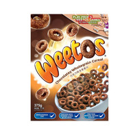 Weetabix Weetos Wholegrain Chocolate Cereal 375 g