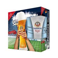 Erdinger Weissbier Cup 2018 50CL X5 + 1 Glass Free