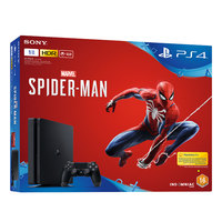 Sony PS4 1TB Console+Marvel Spiderman Game Bundle