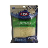 Kraft Natural Cheese Finely Shredded Mozzarella 226g