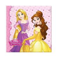 Disney Napkin Princess Dreaming 20 Sheets