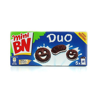 Mini BN Duo Biscuits Chocolate 190GR