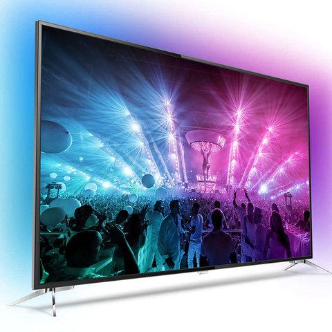 "Philips-UHD-TV-55""-55PUT7101"