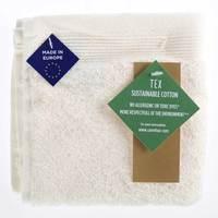 TEX Face Towel 30x30 Ecru