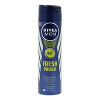 Nivea Men 48 Hour Fresh Power Musk Scent Deodorant 150ml