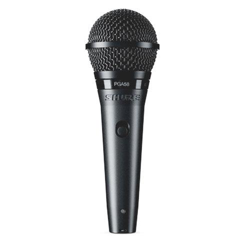 Shure-Microphone-PGA-58-QTR