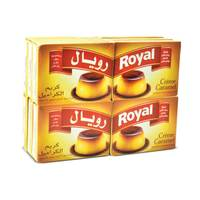 Royal cream caramel 77 g x 12