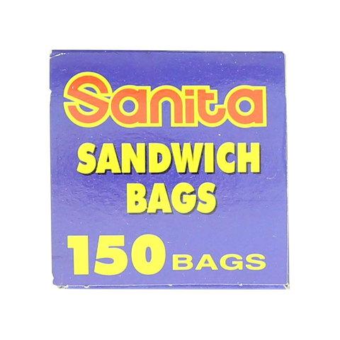 Sanita-150-Sandwich-Bags