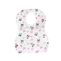Minnie 8 Pack Disposable Bibs