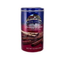 Royal Dansk Luxury Wafers Chocolate 350GR