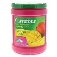Carrefour Powder Drink Mango 2.5 Kg