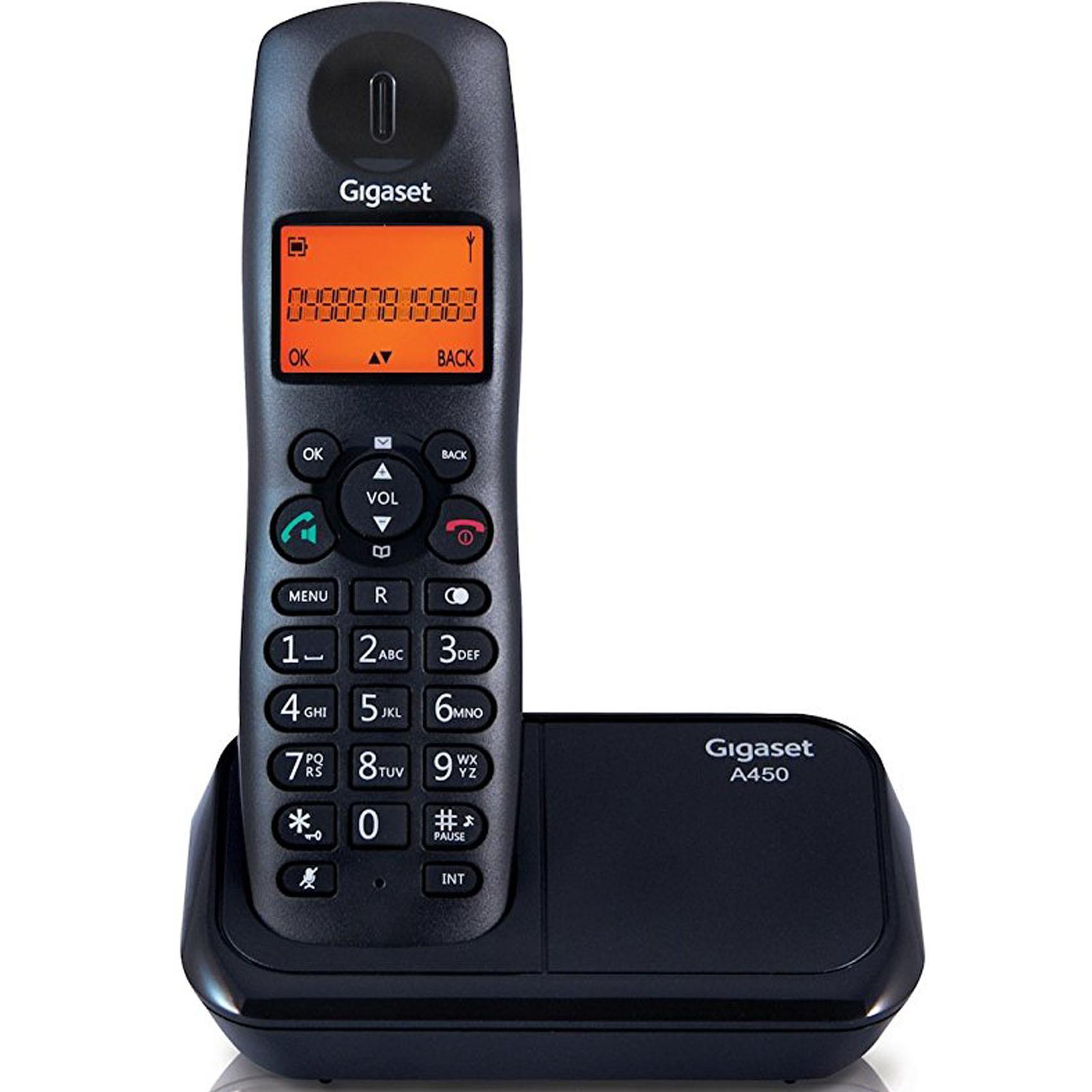 GIGASET A450 DECT PHONE