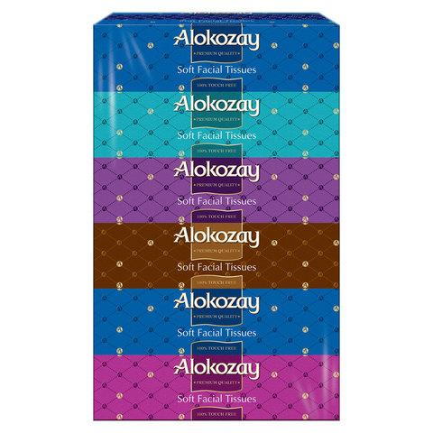 Alokozay-Facial-Tissue-100's