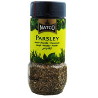 Natco Dried Parsiles Jar 25g