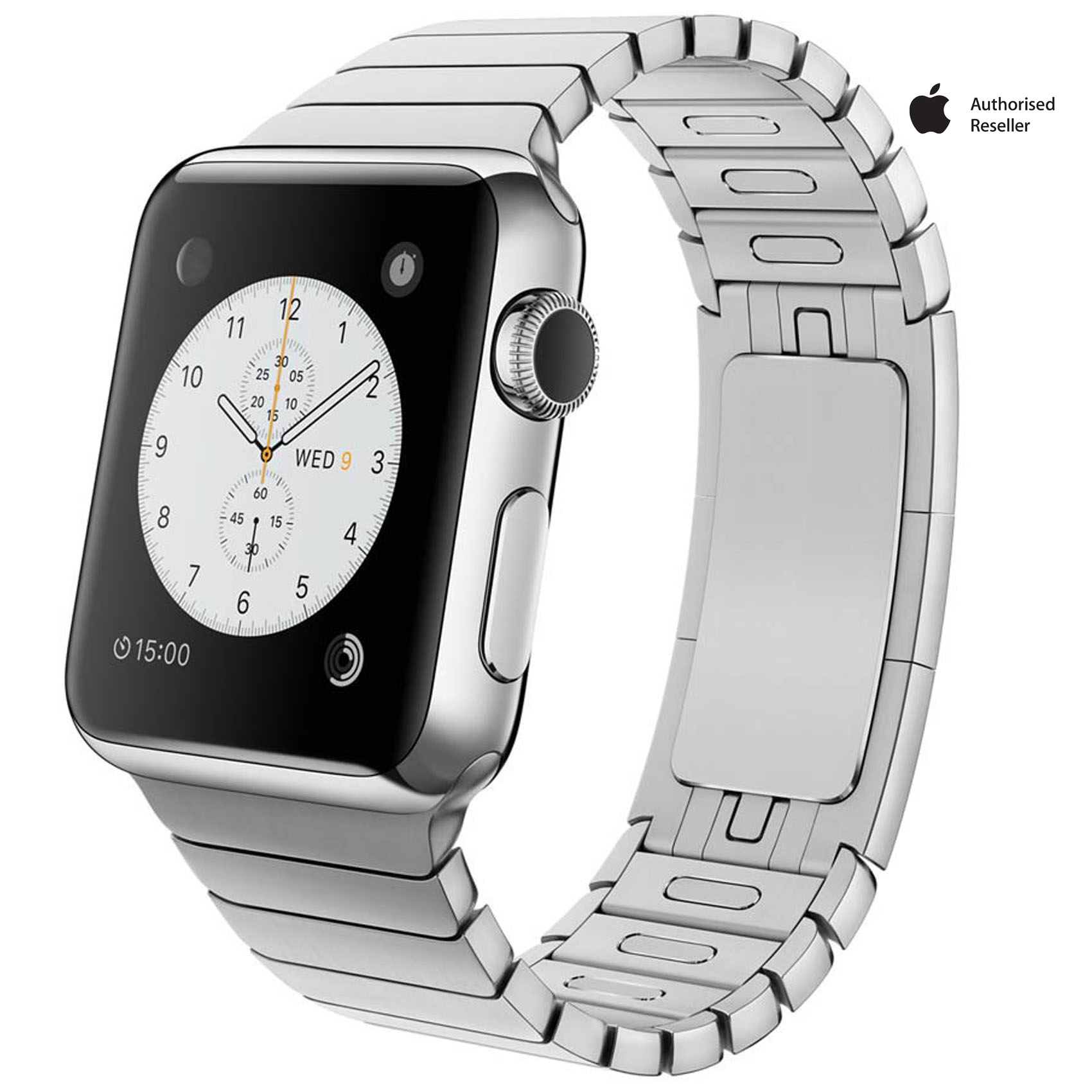 APPLE WATCH SR1 STEL 38MM CASE BRAC