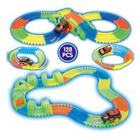 Magic Tracks 128Pcs B/O 2Asstd