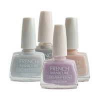 Seventeen Manicure French White Tip 12ML