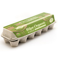 Ripe Organics Eggs 12 Pieces