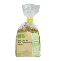 Carrefour Bio Mix Arrabbiata Sauce 100g