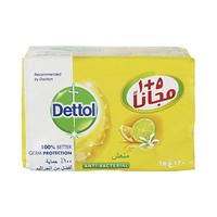 Dettol Soap Fresh 120GR 5+1 Free
