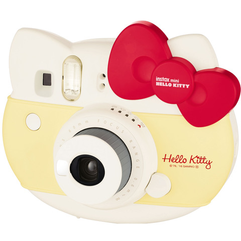 Fuji-Camera-Instax-Hello-Kitty-Red