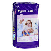 Carrefour Pajama Pants 4-7 Years 17-30 kg 15 Pieces