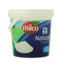 Milco Natural Yogurt Full Cream 1Kg