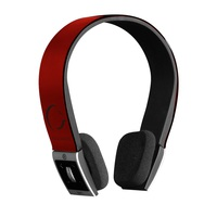 Cellairis Headset Wireless Cadence Red