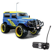 Maisto Remote Control 1:16 Scale Off-Road Land Rover Defender Radio Control Vehicle (Colors May Vary)
