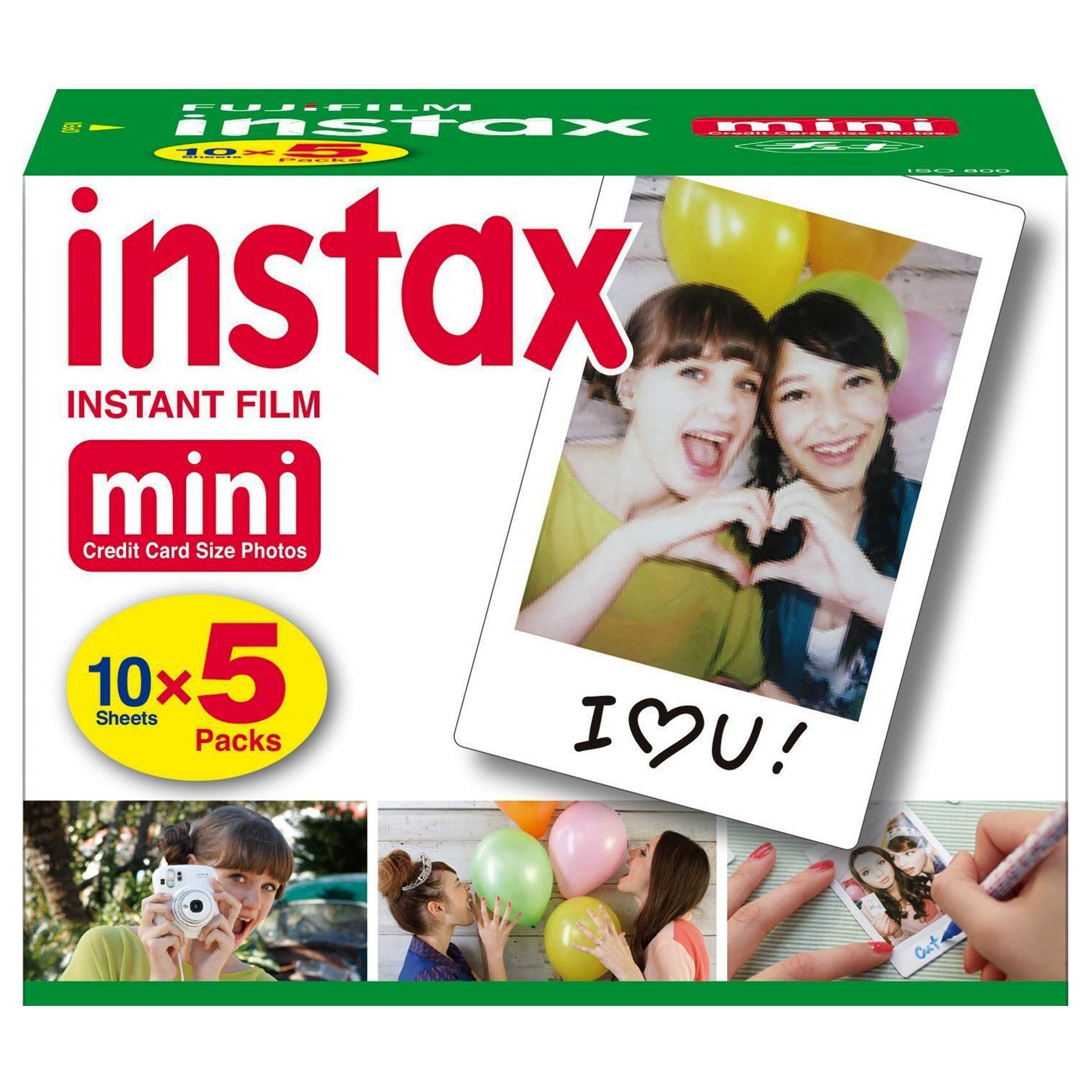 FUJIFILM - FILM INSTAX X5 PACKS