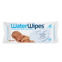Water Wipes Baby 60 Wipes