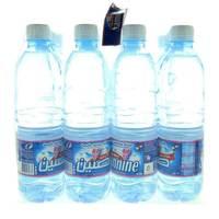 Sannine Natural Mineral Water 500mlx12