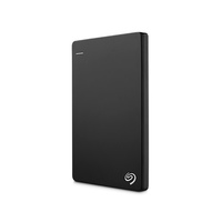Seagate Backup Plus Portable External Hard Drive 1TB Black
