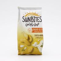 Sunbites Cheese & Onion Bread Bites 50 g