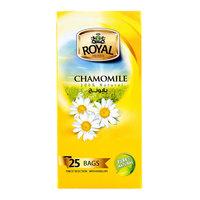 Royal Chamomile Tea Bags 25's