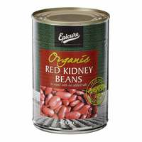 Epicure Organic Red Kidney Beans 400g