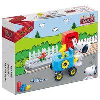 Banbao - Snoopy Postman, 70 Pcs