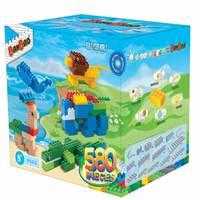 BANBAO CREATABLE BLOCKS BOX 580PCS