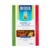 De Cecco Farfalle Tricolore No 93 500GR