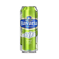 Bavaria Non-Alcoholic Beer Apple 50CL