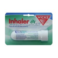 Vicks Inhaler Clears the nose And Eases Breathing 1ml-36ct
