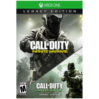 Microsoft Xbox One Call Of Duty Infinite Warfare: Legacy Edition