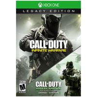 Microsoft Xbox One Call Of Duty Infinite Warfare: Legacy Edition