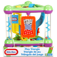 Little Tikes Play Triangle - Purple-Green