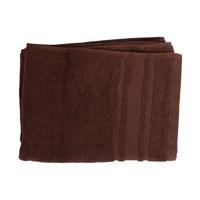 كنزي منشفة يدين قياس 50x100 سم لون بني