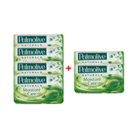 Palmolive Naturals Moisture Care With Olive Bar Soap 120GR 4+2 Free