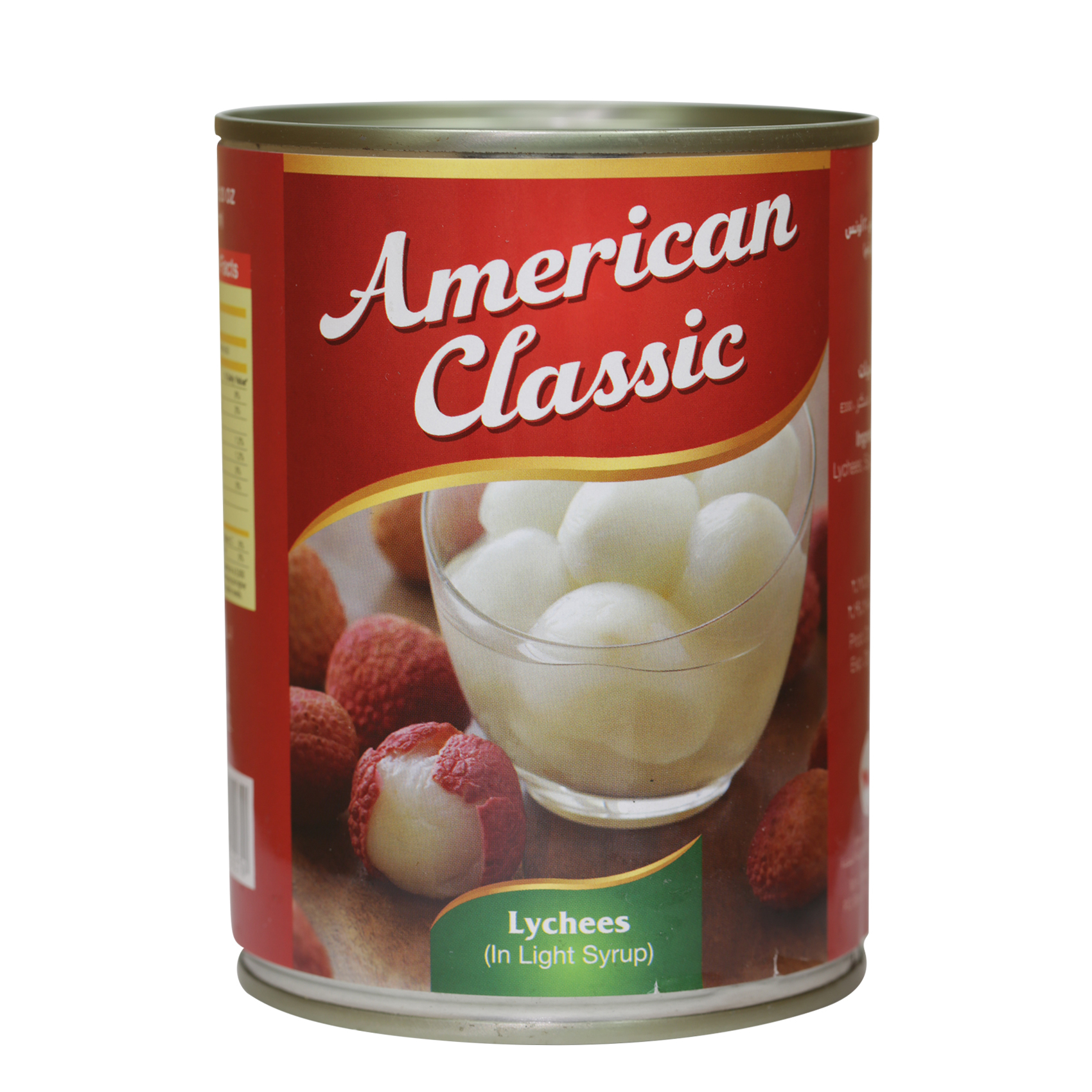 AMERICAN CLASSIC LYCHEES 500GR
