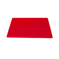 Sunnix Cutting Board, Red 35X25CM