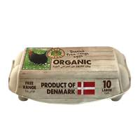 Organic Larder Organic Free Range Eggs x10